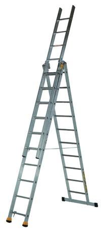 Трехсекционная Лестница Centaure AT3х10